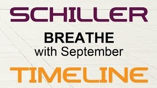 Schiller - Breathe (with September)