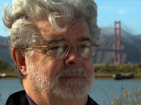 George Lucas transitions from blockbuster creator to museum curator