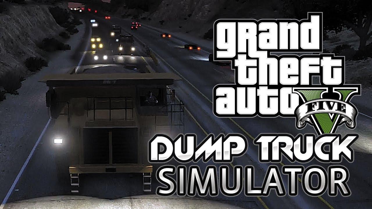 Gta 5 Dump Truck Location Gta 5 Dump Truck Simulator