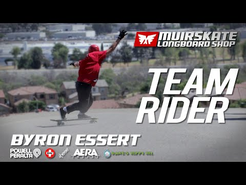 Rollin' with Byron | MuirSkate Longboard Shop
