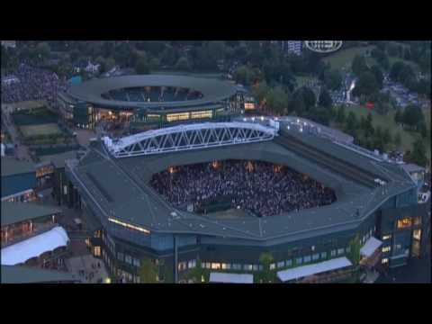GRF : Roger Federer --- Wimbledon 2009 Preview Ad Video