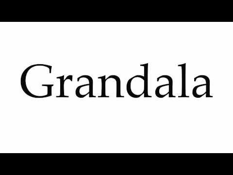 Header of grandala