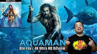Aquaman Blu-ray/4K Ultra HD Review