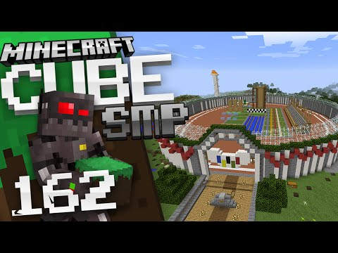 Minecraft Cube Smp Episode 162  Olympics