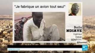 Sénégal : Découvrez le génie de la mécanique, qui a construit une voiture