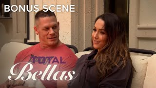 Nikki Bella Reveals Surgery to John Cena | Total Bellas | E!