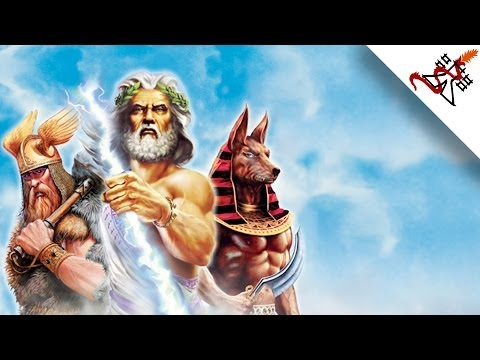 Age of Mythology Extended Edition - Mission 7 | More Bandits | Fall of the Trident [TITAN/1080p/HD]
