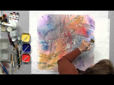 Pouring Watercolors for Phenomenal Results