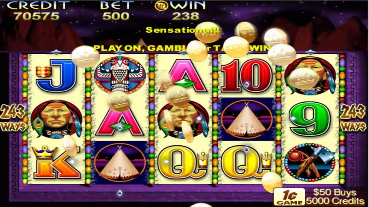 Indian Dreaming Slots - Play the Indian Dreaming Pokie Online