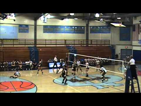 #8-Samantha Gilbert-Libero-Palmdale High School-2012 Volleyball Highlights