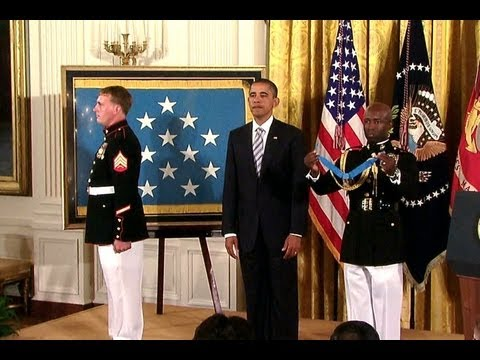 Medal of Honor for Sergeant Dakota L. Meyer
