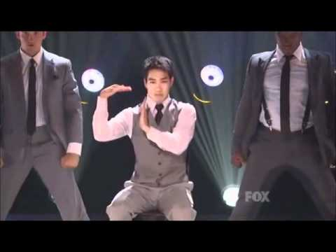SYTYCD 7 Finale - Contestants + all-stars opening dance (Ra -...