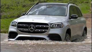 2019 Mercedes GLS 580 4MATIC - Off-Road Capabilities Demonstration