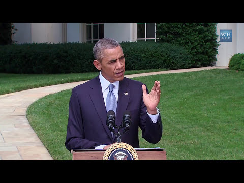 The President Gives an Update on Ukraine and Gaza