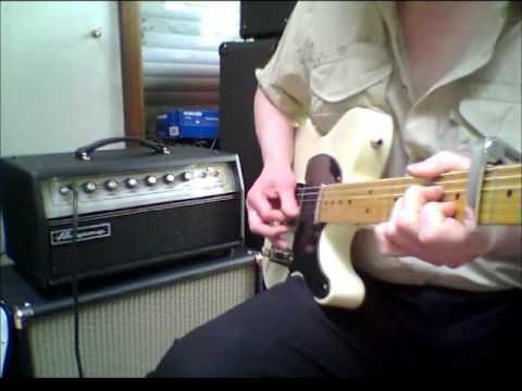AMPEG GVT15H - the crunchy tones