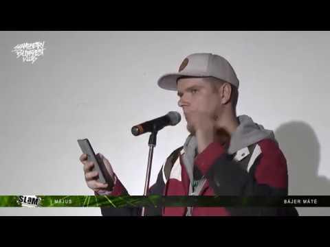 """Bájer Máté - """"Talán tárgyak osztálya"""" - I. helyezett - SPB Klub 2019. május"""