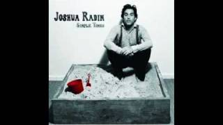 Watch Joshua Radin Friend Like You video