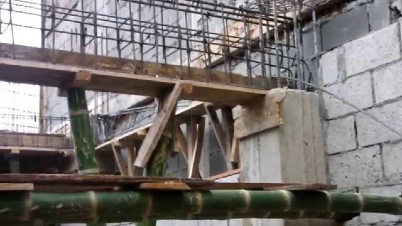 Viga de hormigon armado de 10 metros youtube for Como hacer una pileta de hormigon