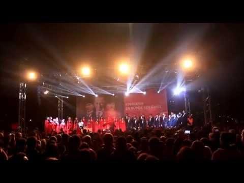 İzmir Marşı | Boğaziçi Caz Korosu