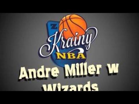 Kwarta z... - Andre Miller w Wizards
