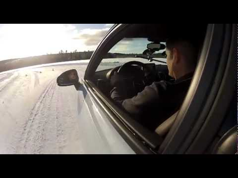 Ice Driving with the New Audi A1 Quattro - CHRIS HARRIS ON CARS