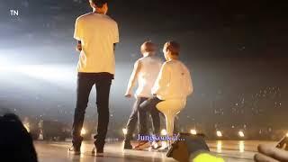 Những khoảnh khắc vi diệu lầy lội của BTS trên Stage re up