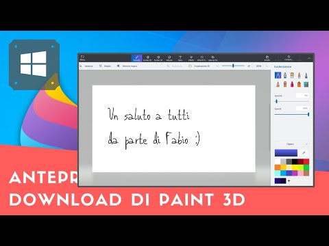 #29 - Download di Paint per Windows 10