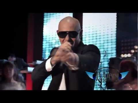 Pitbull - Sube Las Manos Pa Arriba ( Un Official   Un Oficial   Live   En Vivo ) video
