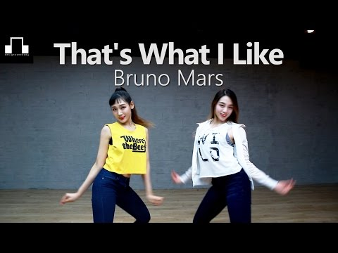 That's What I Like-Bruno Mars / dsomeb Choreography & Dance