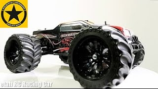 Unboxing JLB CHEETAH 4 Wheel Drive High Speed Buggy RC Racing Car