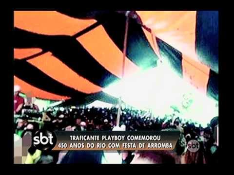 A Festa De Aniversário Do Traficante Playboy video