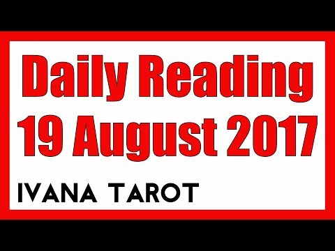 💖 LOVE ME OR LEAVE ME Daily Reading 19 August 2017