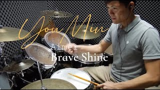 Download lagu Aimer - Brave Shine [Fate/stay night: Unlimited Blade Works OP 2 ] DRUM COVER BY 張祐鳴