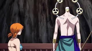 Enel vs Luffy [episode of skypiea 2018]