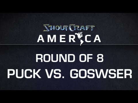 ShoutCraft America - RO8 - ROOTPuck vs. Mill.Goswser - BO5