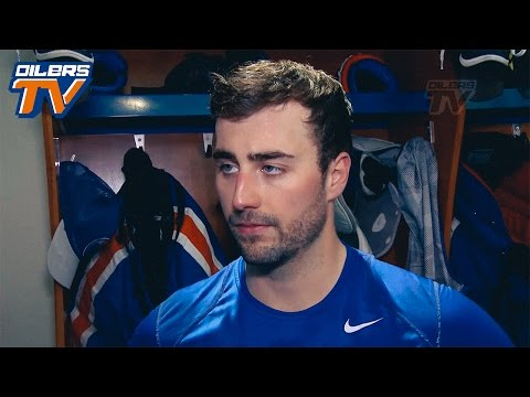 Oilers TV (Jordan Eberle Post-Game Interview) April 2, 2016