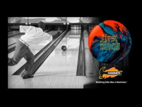 Hammer First Blood Bowling Ball