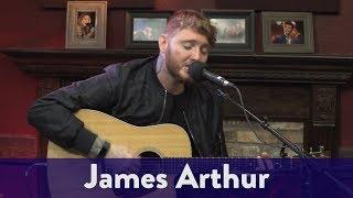 "James Arthur ""Sermon"" (Live) | KiddNation"