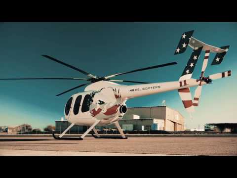 The MD Helicopters Story