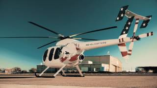 MD 520N NOTAR Helicopter review and flight