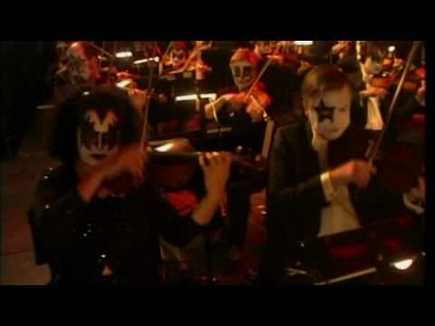 Kiss - God Of Thunder Alive 4 Symphony
