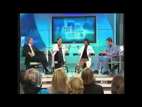 Electronic Cigarette Segment on the Doctors Show ElectroDarts