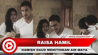 Download Lagu Raisa Hamil, Begini Reaksi Hamish Daud Gratis STAFABAND