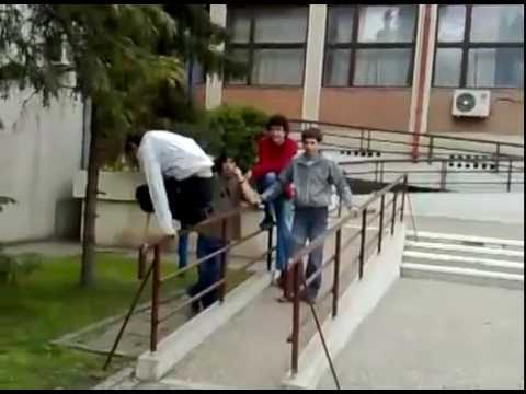 Parkour and Freerun Smederevo-Team Blazzers Video