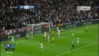 real madrid vs borussia dortmund 2-0 (30-04-2013)