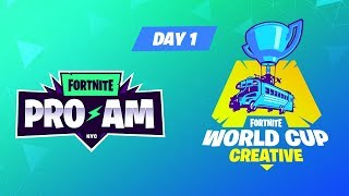 Fortnite World Cup - Day 1 Finals Recap