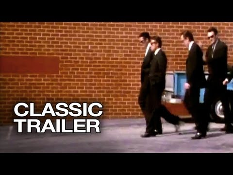 Reservoir Dogs (1992) Official Trailer #1 - Quentin Tarantino Movie