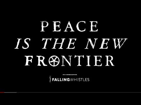 Peace Is The New Frontier