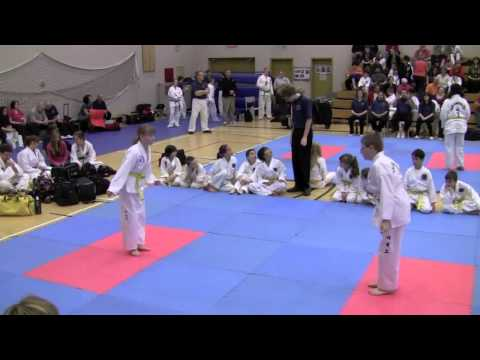Tae kwon-do Tournament Highlights(With Easton) Image 1