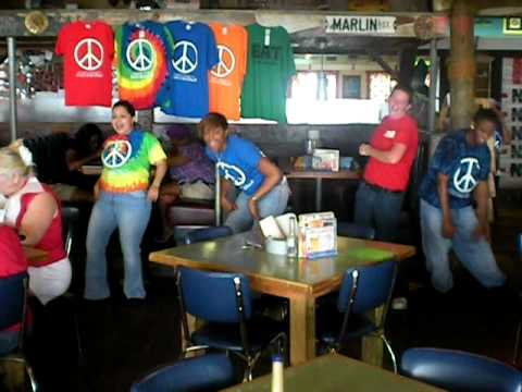 Joe's Crab Shack in Galveston Dance Time
